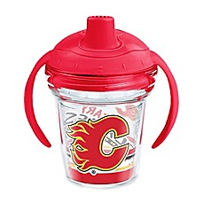 image of Tervis® NHL Calgary Flames Lil Fan 6 oz. Sippy Cup with Lid