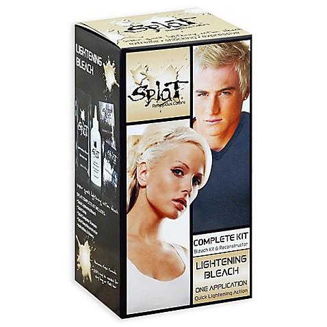 bleach bath hair instructions