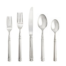 image of Fortessa® Nyssa Hollow Handle 5-Piece Flatware Place Setting