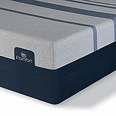 image of Serta® iComfort® Blue Max 5000 Low Profile Mattress Set