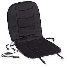 image of Arctic X Heated Car Seat Cushion in Black
