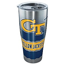 image of Tervis® Georgia Tech Knockout Stainless Steel Tumbler with Lid