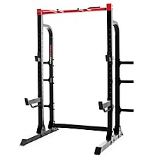 image of Weider® Pro 7500 Half Rack Home Gym in Black