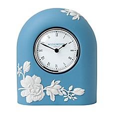 Image Of Wedgwood® Magnolia Blossom Table Clock