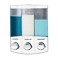 image of Clear Choice Shower Dispenser