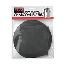 image of Oggi™ Compost Pail Charcoal Filter Set