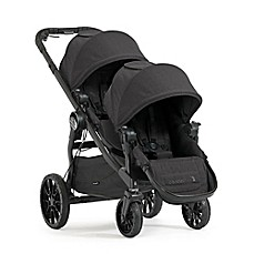 image of Baby Jogger® 2017 City Select® LUX Convertible Stroller with Second Seat in Granite