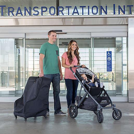 J L Childress Deluxe Car Seat Travel, Jl Childress Spinner Wheelie Deluxe Car Seat Travel Bag