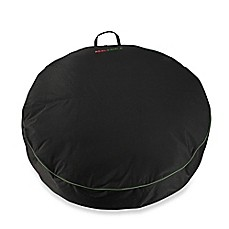 Real Simple® Holiday Wreath Storage Bag in Black  sc 1 st  Bed Bath u0026 Beyond & Holiday Storage | Christmas Storage Bags u0026 Boxes | Bed Bath u0026 Beyond