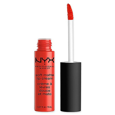 NYX Professional Makeup Soft Matte Lip Cream in Morocco
