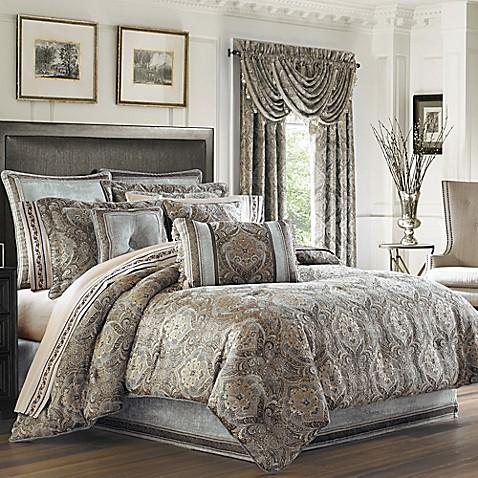 J Queen New York Provence Comforter Set Bed Bath Amp Beyond