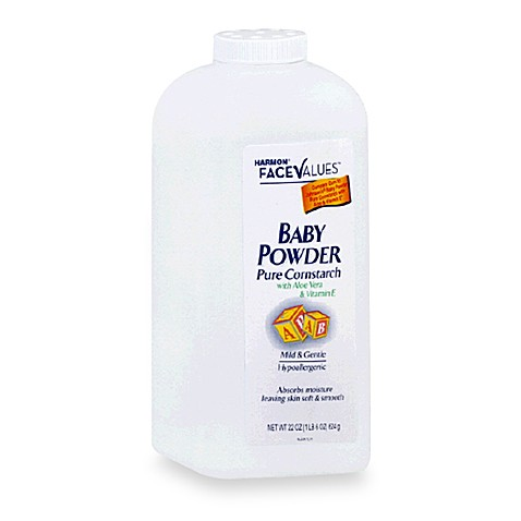 Gt Powder Gt Harmon 174 Face Values 22 Oz Baby Powder