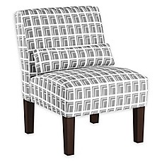 image of Cloth & Company Accent Chair in Architecture Grey