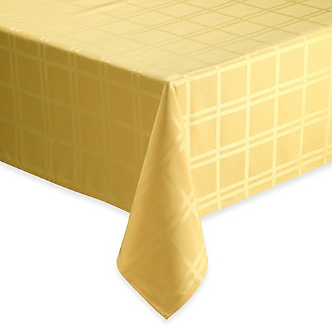 Buy Origins Microfiber Tablecloth 60 Inch X 102 Inch