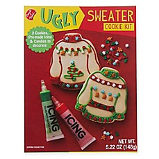 image of Ugly Sweater Cookie Kit