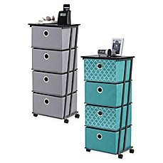 Studio 3B™ 4 Drawer Storage Cart
