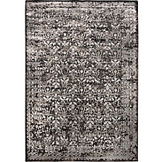 image of Verona Vintage Rug in Distressed Charcoal