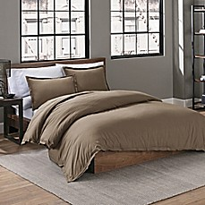image of Garment Washed Comforter Set