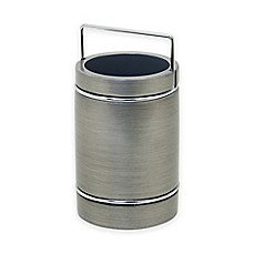 image of India Ink™ Blair Toothbrush Holder in Pewter