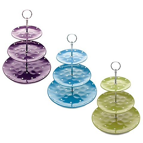 Maxwell And Williams Sprinkle Cake Stand