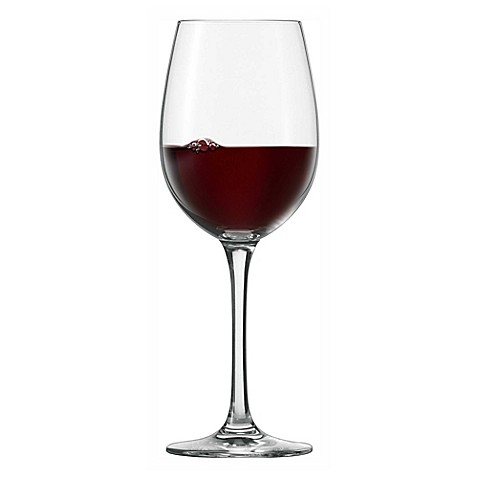 schott zwiesel tritan classico burgundy wine glasses set of 6 bed bath beyond. Black Bedroom Furniture Sets. Home Design Ideas