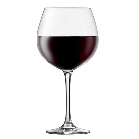 buy schott zwiesel tritan classico claret burgundy wine glasses set of 6 from bed bath beyond. Black Bedroom Furniture Sets. Home Design Ideas