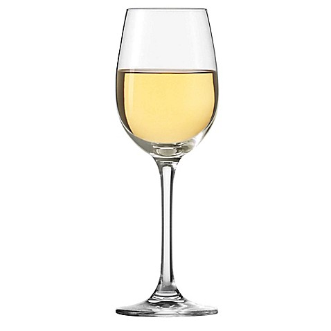 schott zwiesel tritan classico white wine glasses set of 6 bed bath beyond. Black Bedroom Furniture Sets. Home Design Ideas