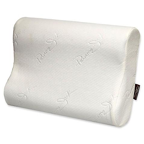 buy panama jack contour memory foam pillow from bed bath