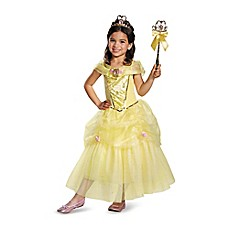 image of Belle Sparkle Deluxe Child's Halloween Costume