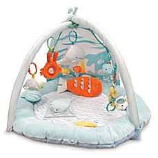 image of carter's™ My Ocean Friends Play gym