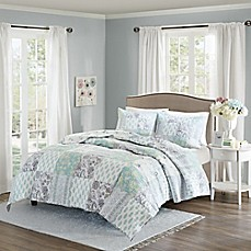 image of Madison Park Daria Coverlet Set