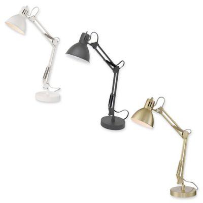 Desk Reading Lamps Led Task Lamps Bed Bath Beyond