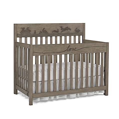 ED Ellen DeGeneres Forest Animal 4-in-1 Convertible Crib in Natural ...