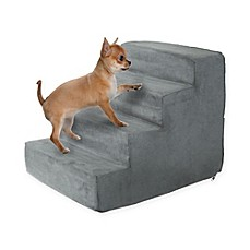 image of PETMAKER 4-Step Foam Pet Stairs