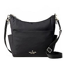 image of kate spade new york Watson Lane Noely Baby Bag in Black