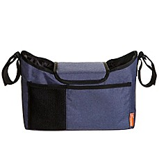 image of Dreambaby® Strollerbuddy® On-the-Go Bag in Blue Denim