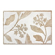 image of Colordrift Wildflower Bath Rug Collection
