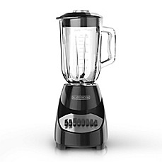 image of Black & Decker™ 10-Speed Blender in Black