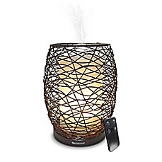 image of SpaRoom® Enlighten™ Ultrasonic Essential Oil Diffuser