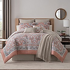 image of Bridge Street Paisley Medallion 7-piece Comforter Set