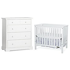 Image Of Child Craft™ London Euro Nursery Furniture Collection In White
