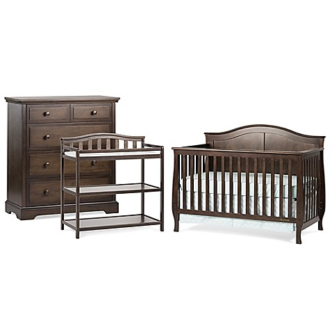 Lovely Child Craftu0026trade; Camden Nursery Furniture Collection ...