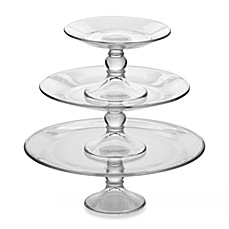 image of Dailyware™ Footed Platters (Set of 3)