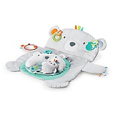 image of Bright Starts Tummy Time Prop & Play Mat
