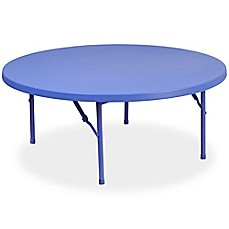 image of Flash Furniture Round Folding Table