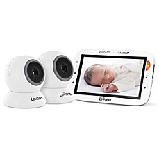 image of Levana® Alexa™ 5-Inch Baby Video Monitor with 2 Cameras