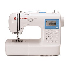 image of Singer® Perfect Finish Computerized Sewing Machine