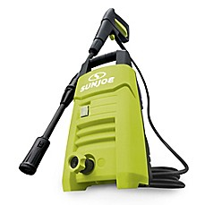image of Sun Joe® 1305 PSI 10 AMP Compact Electric Pressure Washer in Green