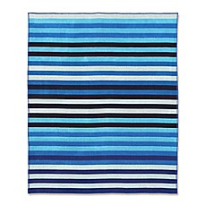 image of Stripe For 2 Beach Towel in Blue