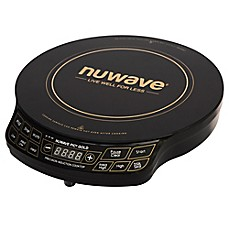 image of NuWave® Precision Induct Cooktop with 10.5-Inch Fry Pan in Black